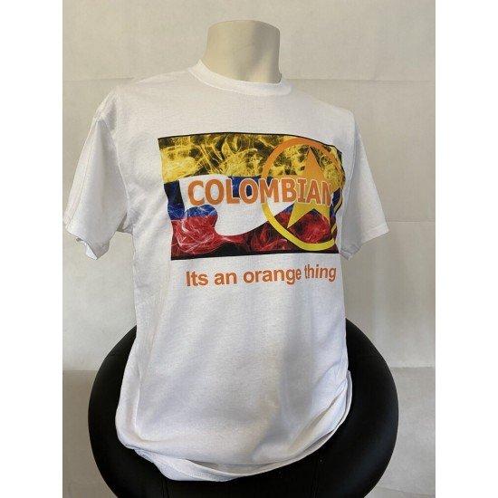 Buy colombian-t-shirt online EU