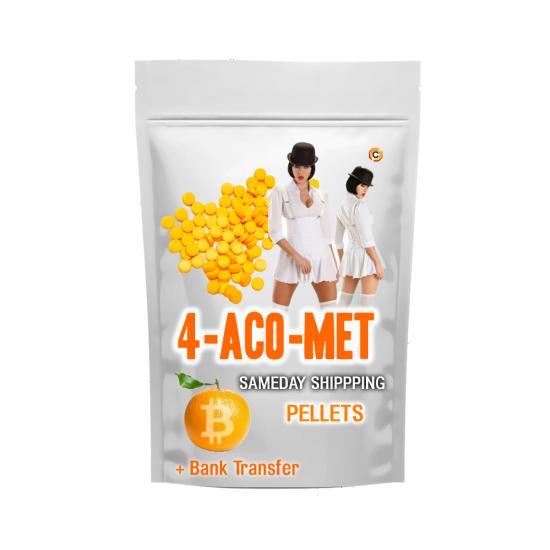 Buy 4-aco-met Pellets online EU