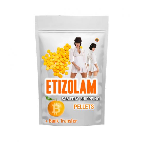 Buy Etizolam 1mg Pellets  x 70